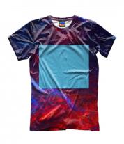 Детская футболка 3D Zima Blue
