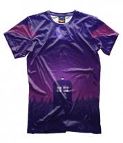 Мужская футболка 3D Doctor Who