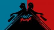 Детская футболка 3D Daft Punk