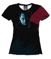 Женская футболка 3D Terminator