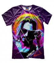 Мужская футболка 3D Cyberpunk