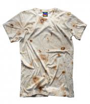 Мужская футболка 3D Лаваш