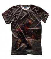Мужская футболка 3D Fortnite