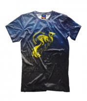 Детская футболка 3D Kazakhstan