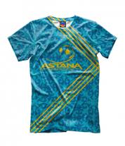 Детская футболка 3D FC ASTANA