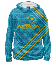 Толстовка 3D FC ASTANA