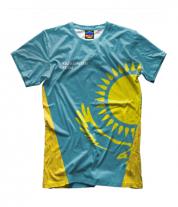Детская футболка 3D Kazakhstan team