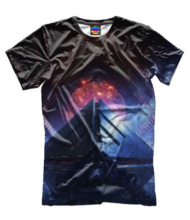 Мужская футболка 3D Destiny 2