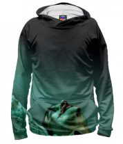Толстовка худи 3D Joker
