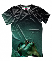 Мужская футболка 3D Joker