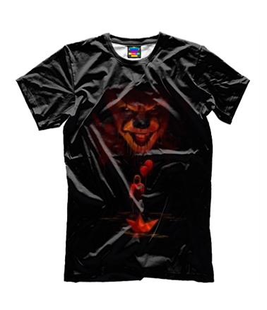 Детская футболка 3D Оно