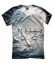 Мужская футболка 3D Оно