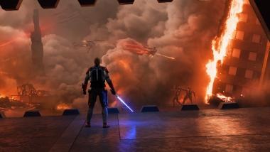 Футболка поло мужская 3D Star Wars
