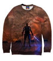 Толстовка без капюшона 3D Star Wars