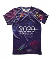 Детская футболка 3D New Year 2020