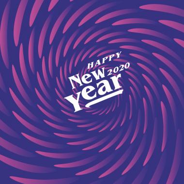 Футболка поло женская 3D New Year 2020