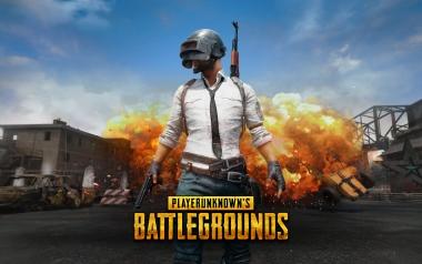 Мужская футболка 3D Playerunknown`s battlegrounds 1