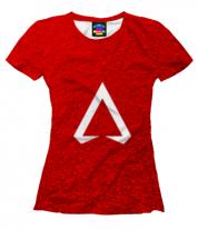 Женская футболка 3D Apex Legends