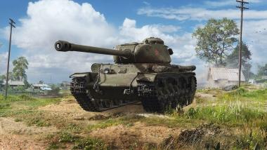 Толстовка без капюшона 3D Т-34