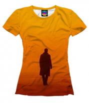 Женская футболка 3D Blade runner