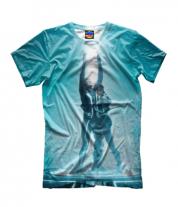 Детская футболка 3D Tron