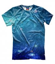 Мужская футболка 3D Звеёзды