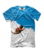 Детская футболка 3D Мелки