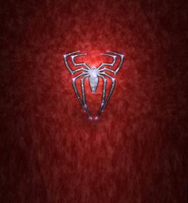 Футболка поло женская 3D Человек- паук
