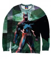 Толстовка без капюшона 3D Batman