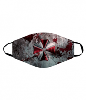 Маска Umbrella Corporation art
