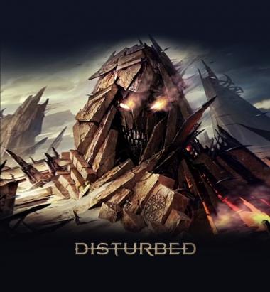 Толстовка 3D Disturbed
