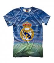 Детская футболка 3D Real Madrid