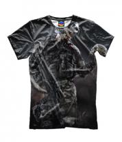Детская футболка 3D Warface