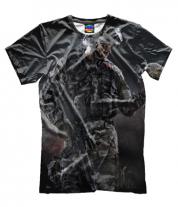 Мужская футболка 3D Warface