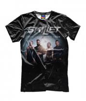 Детская футболка 3D Skillet