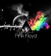 Мужская футболка с длинным рукавом 3D Pink Floyd