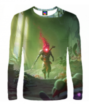Мужская футболка с длинным рукавом 3D Dead Cells