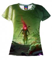 Женская футболка 3D Dead Cells