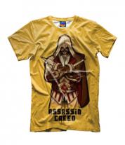 Детская футболка 3D Assassin's Creed