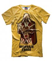 Мужская футболка 3D Assassin's Creed