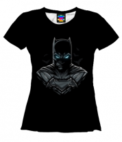 Женская футболка 3D Batman