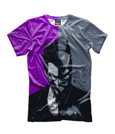 Детская футболка 3D Batman