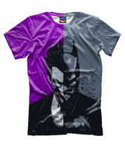 Мужская футболка 3D Batman