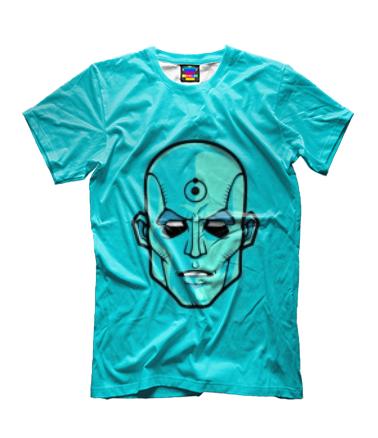 Детская футболка 3D DR. Manhattan