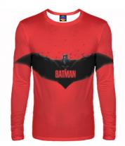 Мужская футболка с длинным рукавом 3D BATMAN