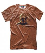 Мужская футболка 3D The Mandalorian