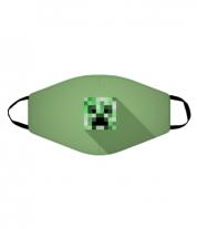 Маска MineCraft