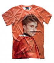Мужская футболка 3D Влад A4